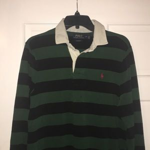 Polo Ralph Lauren rugby shirt size small